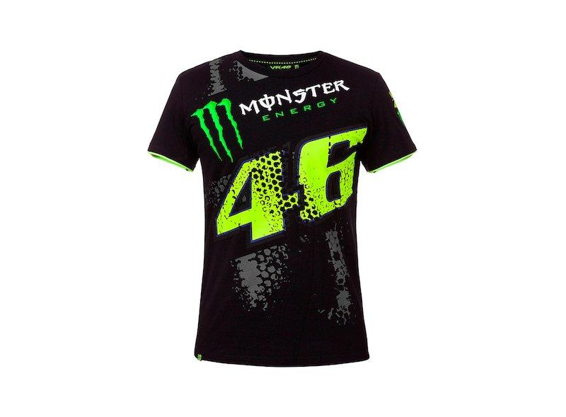 Maglietta Monster Rossi VR46