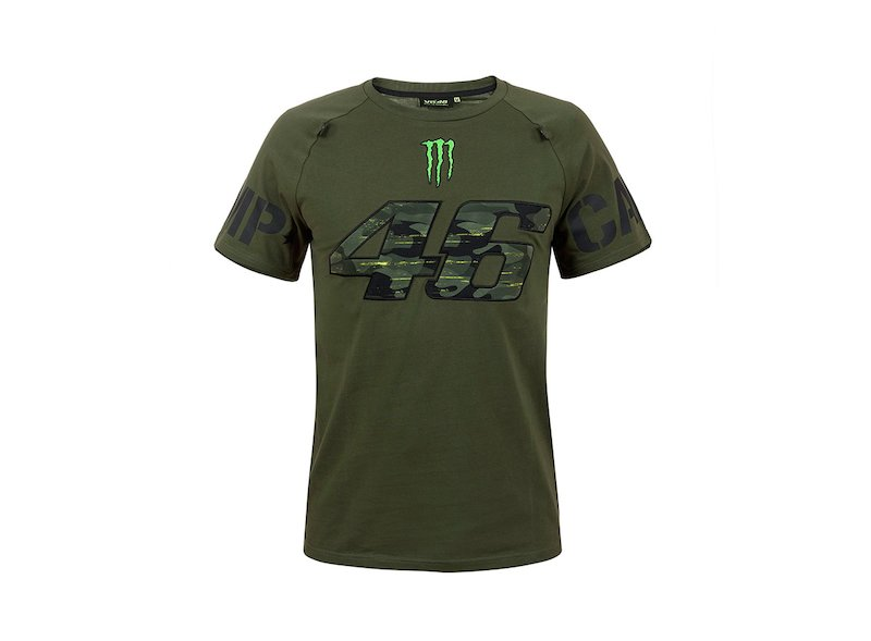 Rossi Monster Camp T-shirt