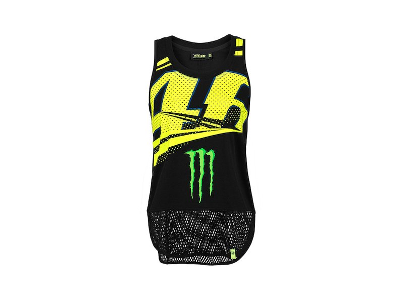 Rossi 46 Monster Monza Woman Tank Top