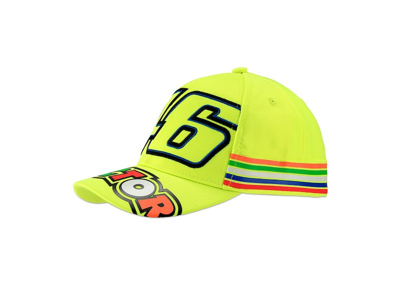 Gorra The Doctor VR46 Niño - White