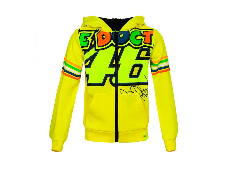 Sudadera Rossi The Doctor Niño - White