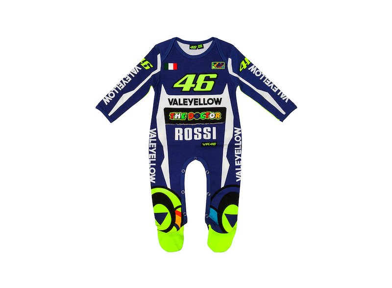 Yamaha Rossi Baby Overall
