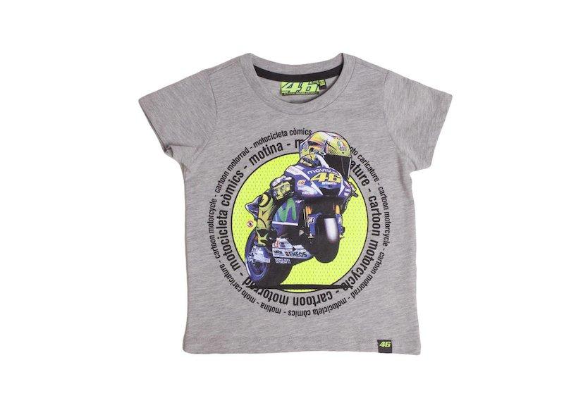 Rossi Moto 46 T-shirt Kid
