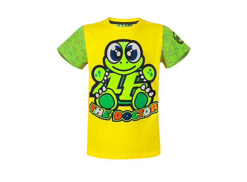 Rossi Turtle Kid T-shirt