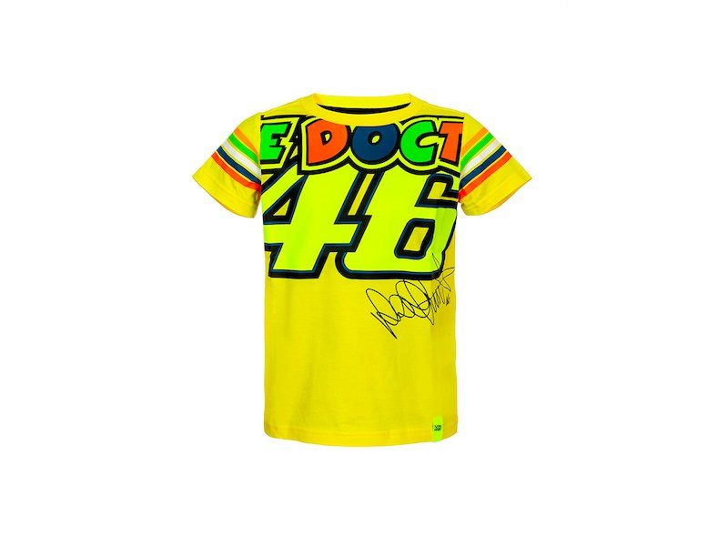 Camiseta VR46 The Doctor Niño