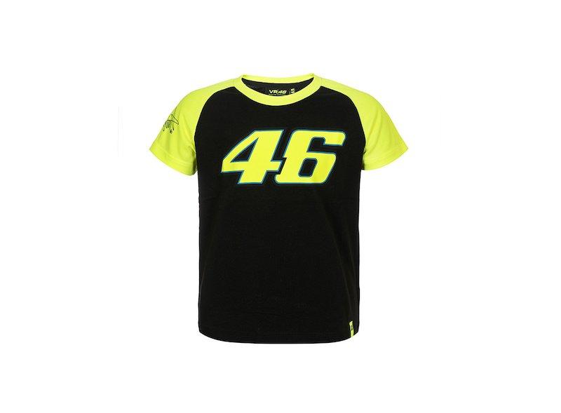 Camiseta Valentino Rossi VR46 Niño - White