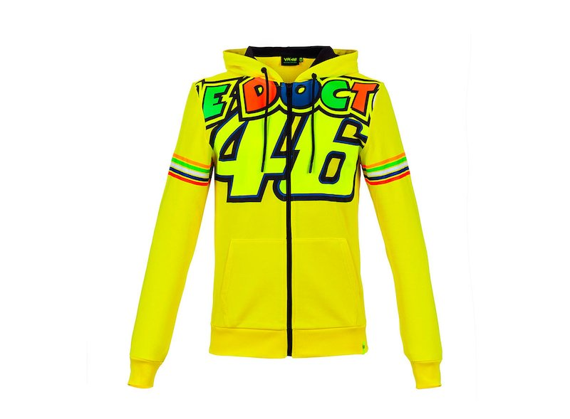Rossi The Doctor Hoodie
