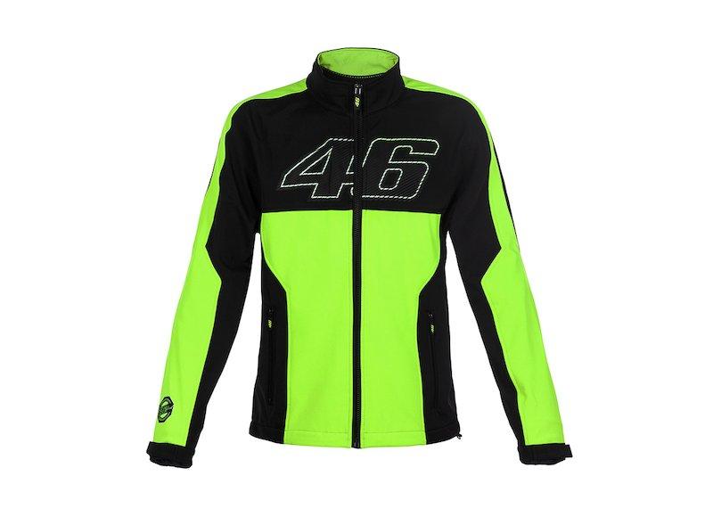 VR46 Valentino Rossi Jacket - White
