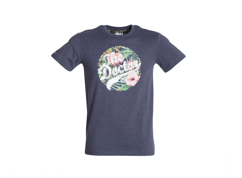 T-shirt The Doctor Floral