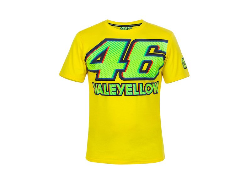 Camiseta VALEYELLOW 46 - White