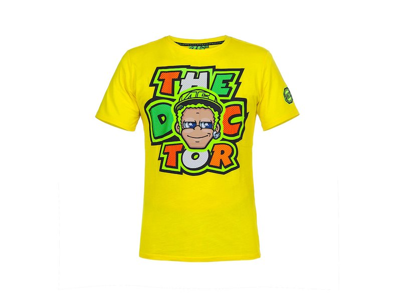 T-shirt Valentino Rossi The Doctor