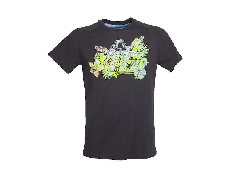 Camiseta Valentino Rossi Here Comes The 46 - White