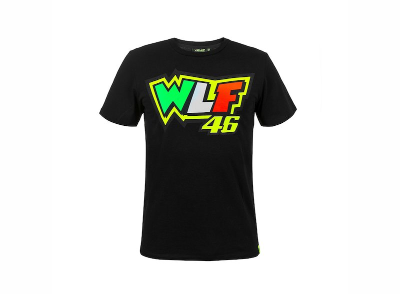 c4444e61 T-shirt Rossi WLF - White - view 1 ...