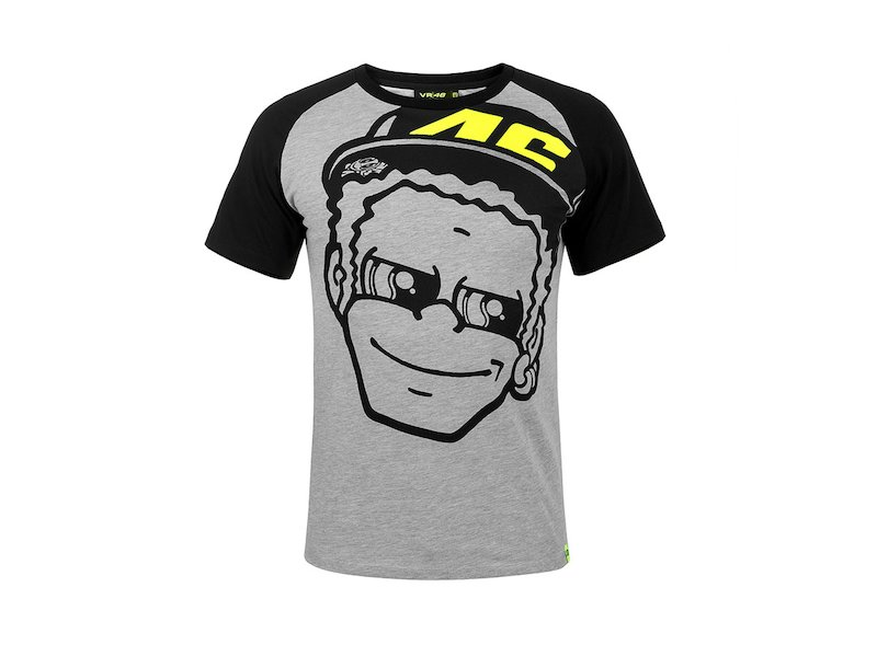 Valentino Rossi Face T-shirt