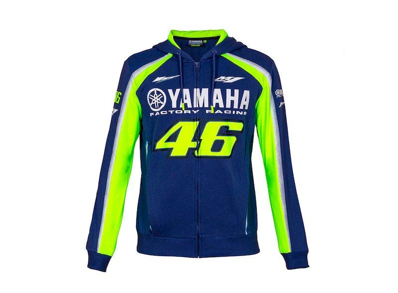 Felpa Yamaha Valentino Rossi 2018
