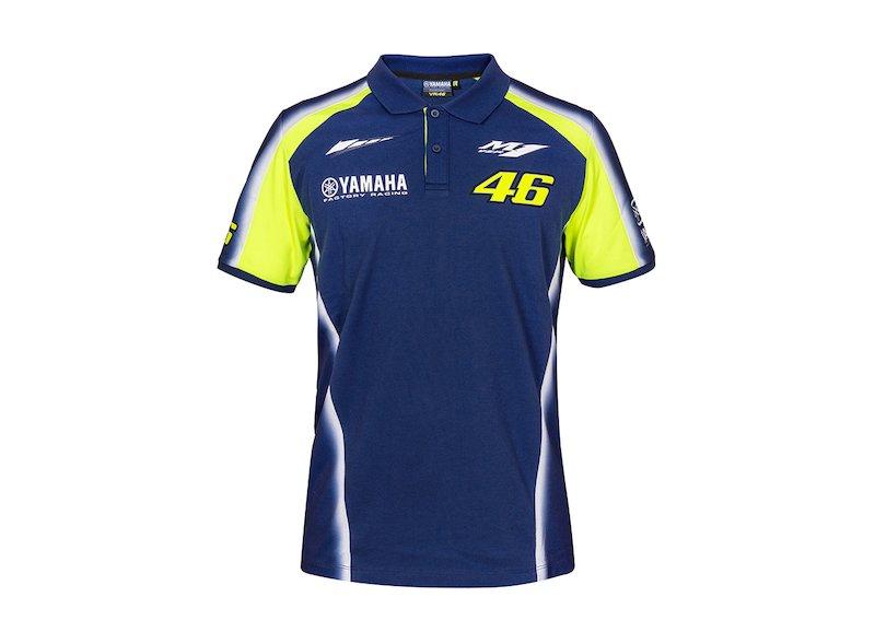 Polo Yamaha Valentino Rossi 2018