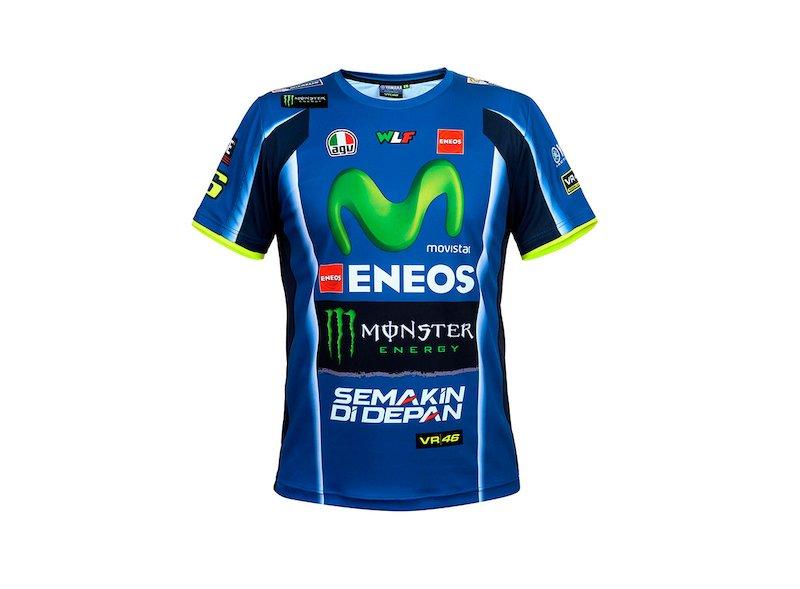 Camiseta Rossi Yamaha M1 Replica