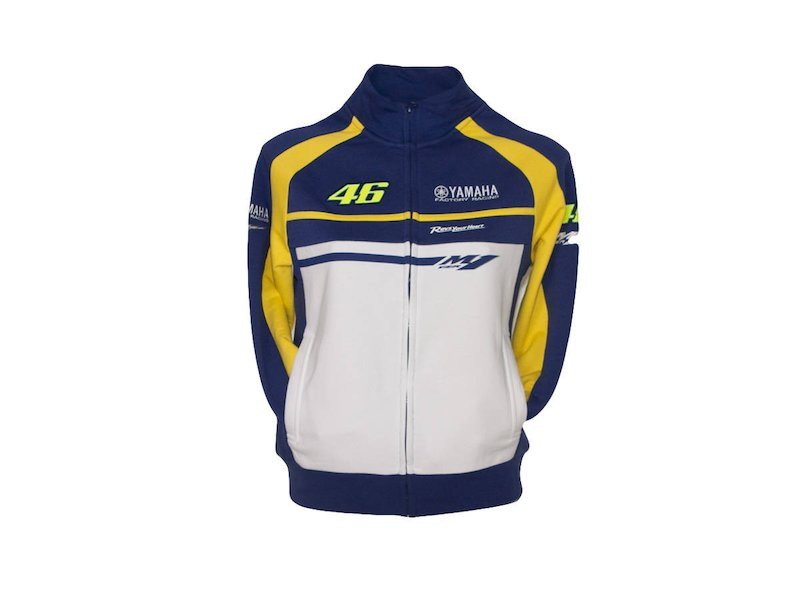 Official Yamaha Rossi VR|46 Woman Fleece