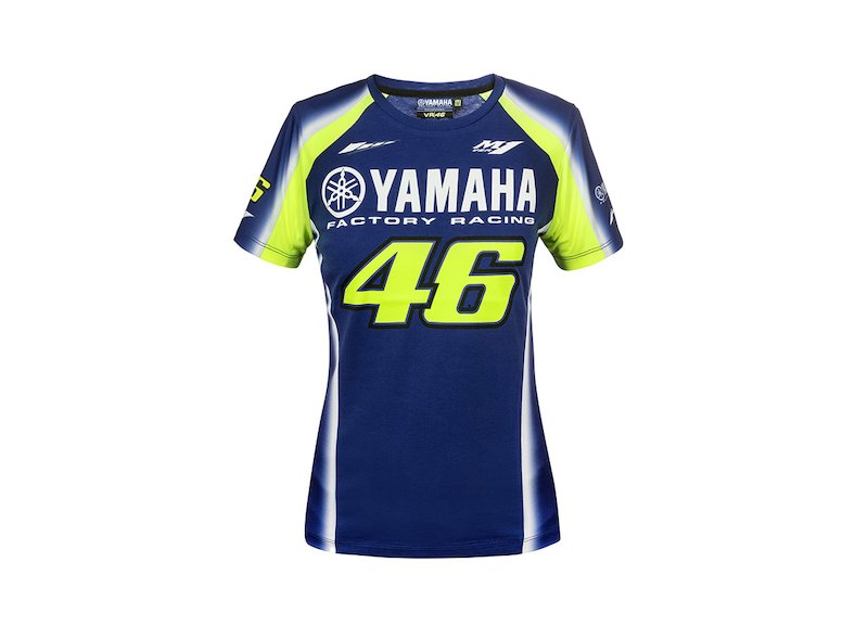 Rossi Yamaha 2018 Woman T-shirt