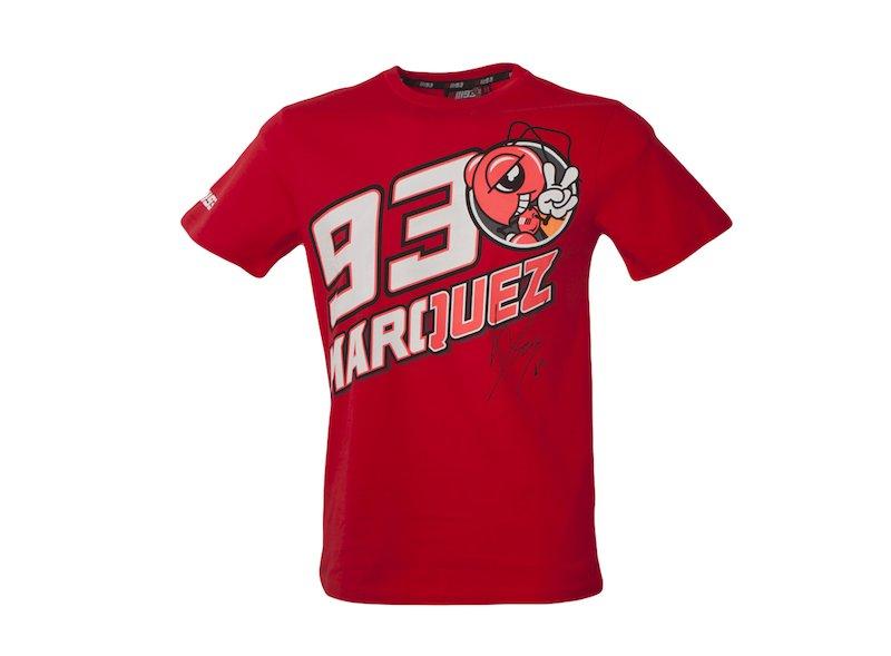 Camiseta Marquez 93 Logo