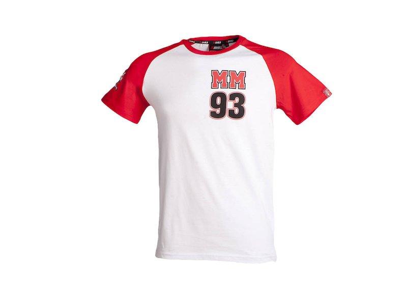 Camiseta Marquez  93 USA