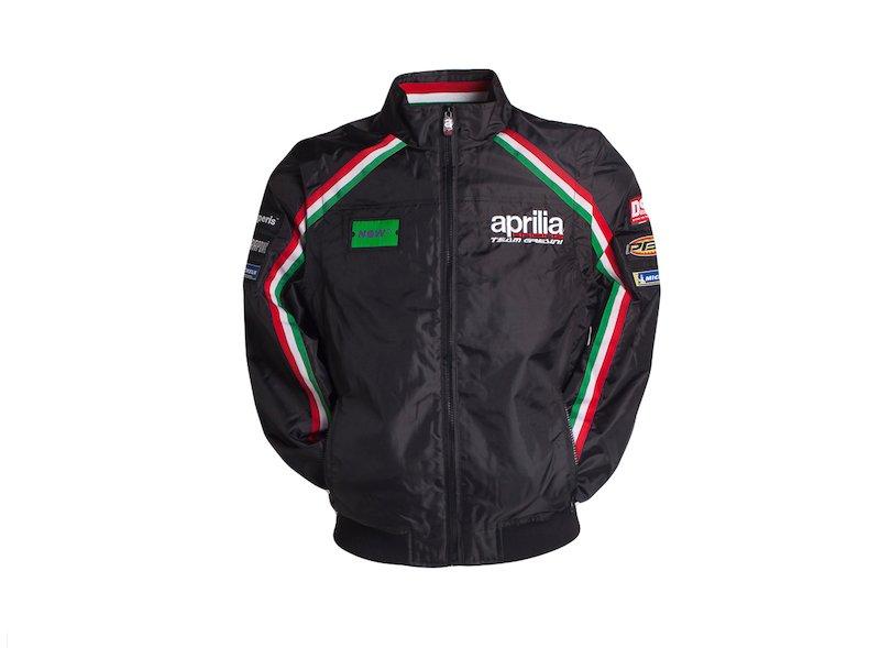 Aprilia Team Gresini 2018 Jacket - White