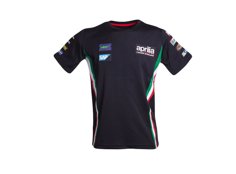 Camiseta Aprilia Racing Team 2017