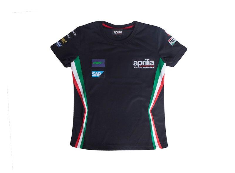 Maglietta Team Aprilia Donna