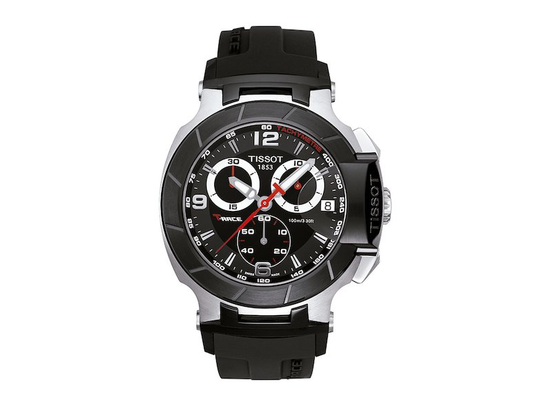 Tissot T-Race Chronograph Black