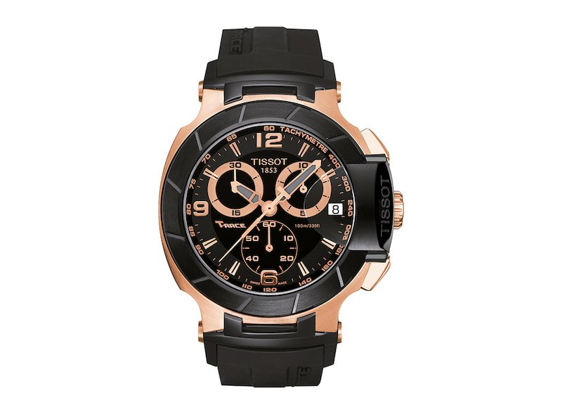 Tissot T-Race Chronograph Copper