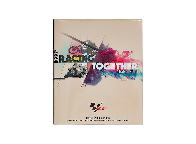 Livre MotoGP Racing Together