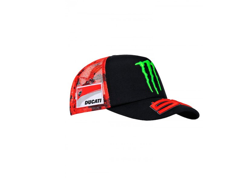 Ducati Monster Lorenzo Cap