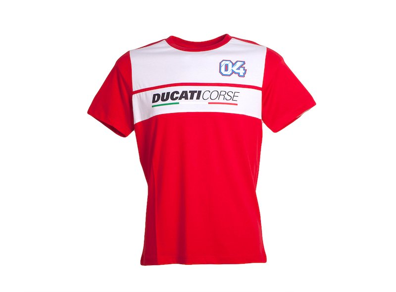 T-shirt Ducati Dovizioso