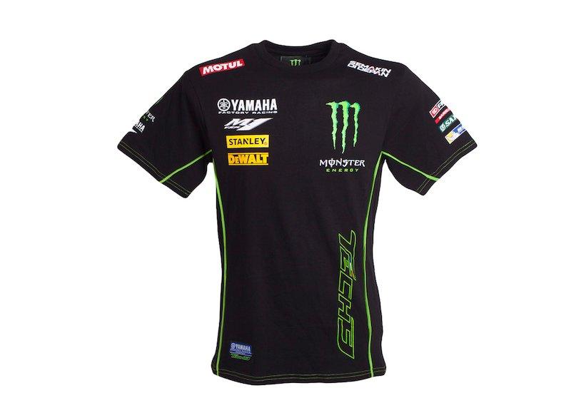 T-shirt Monster Yamaha Tech 3 Custom