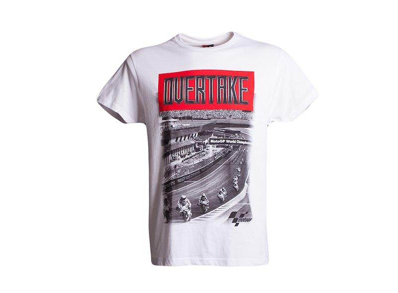 MotoGP™ Overtake T-shirt - White