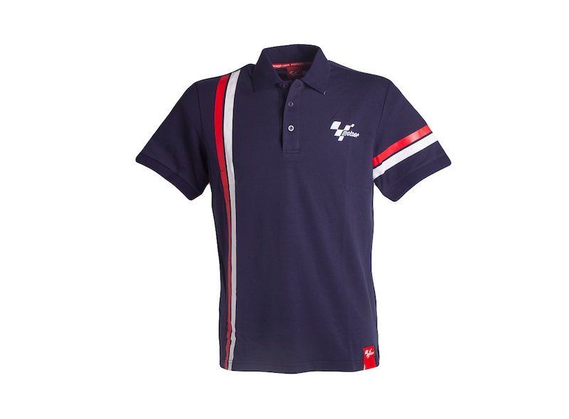 MotoGP™ Lines Polo Shirt - White