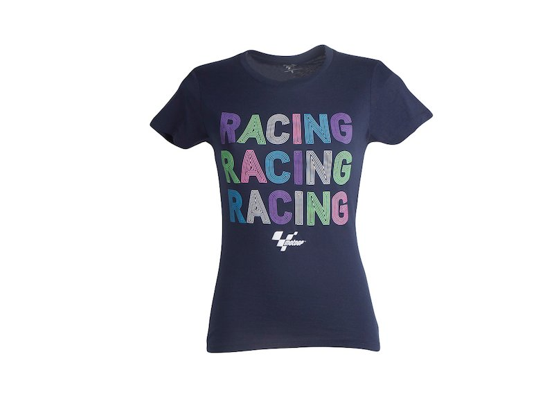 MotoGP™ Racing Woman T-shirt - White