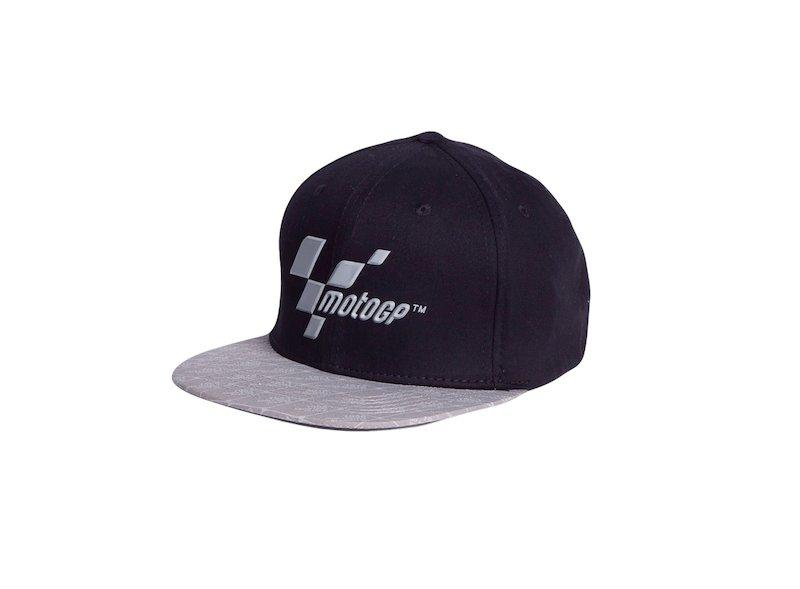 MotoGP™ Flat Black Cap - White
