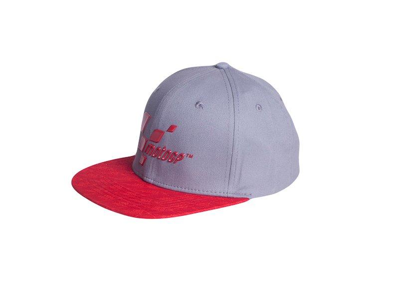 Cappellino MotoGP™ Grigio - White