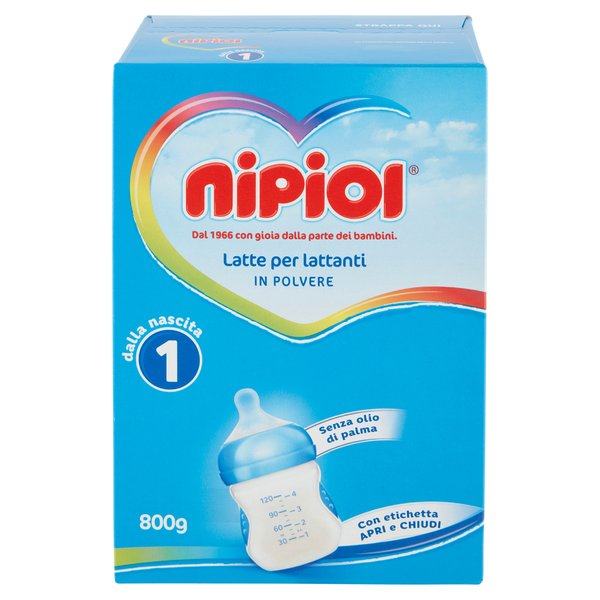 Nipiol Latte 1 Polvere 800g
