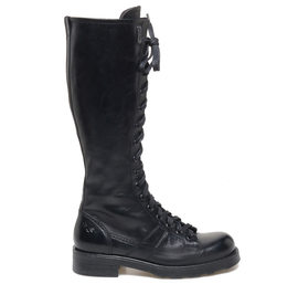 Charlie<br />Lace-up leather boot