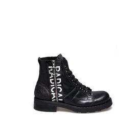 Frank<br />Desert boot black glitter