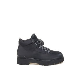 Amtrac<br />trekking-style black army boots
