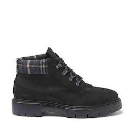 Amtrac black nubuck boots