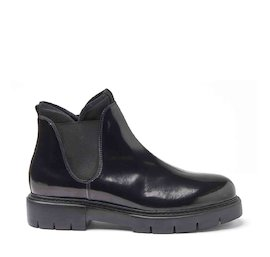 Amtrac brushed leather Chelsea boots
