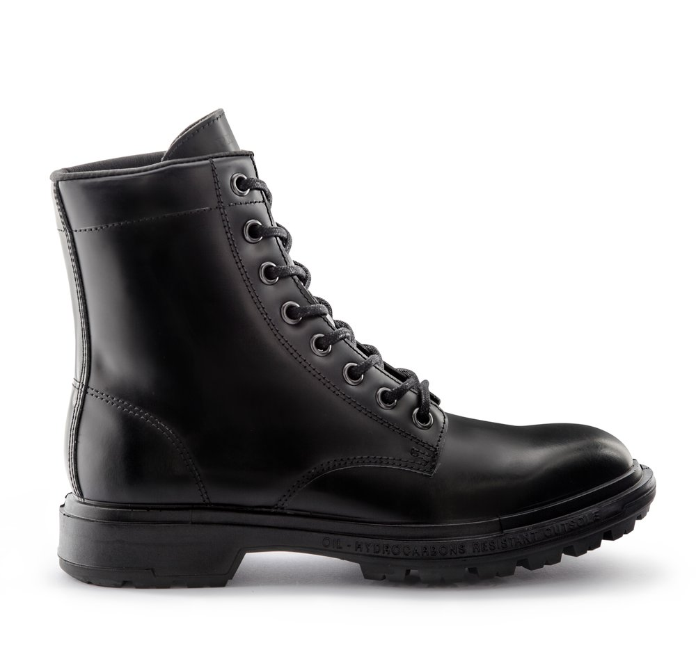 ROYAL NAVY BOOT 02 - Nero