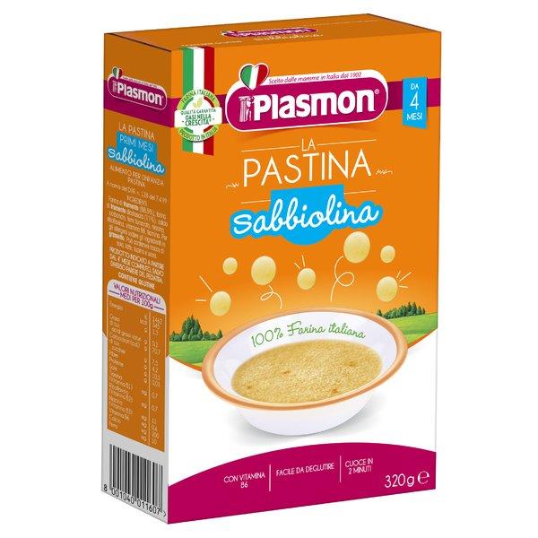 Plasmon la Pastina sabbiolina 320 g