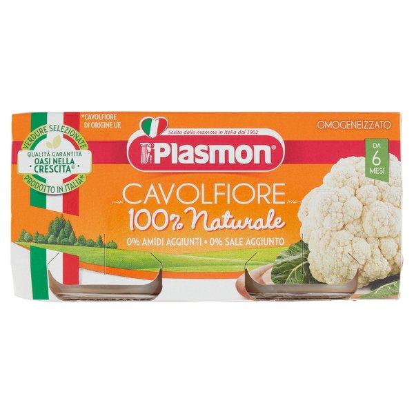 Plasmon Omogeneizzato Cavolfiore 2 x 80 g