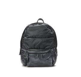 Nylon backpack with coating