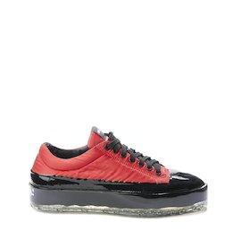 Red nylon Sinker shoe